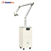 CE Approved Dental Equipment Laboratory External Oral Suction Ensure Cleaning Air Cleaning Machine 110V-220V