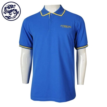 Wholesale 100% cotton polo shirt real madrid polo shirt table tennis polo shirts