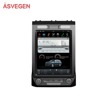 Hot Sale Factory ASVEGEN Price  Car DVD Player With Mobile Phone Connection For  F150 expedition  2018 Car Radio Player