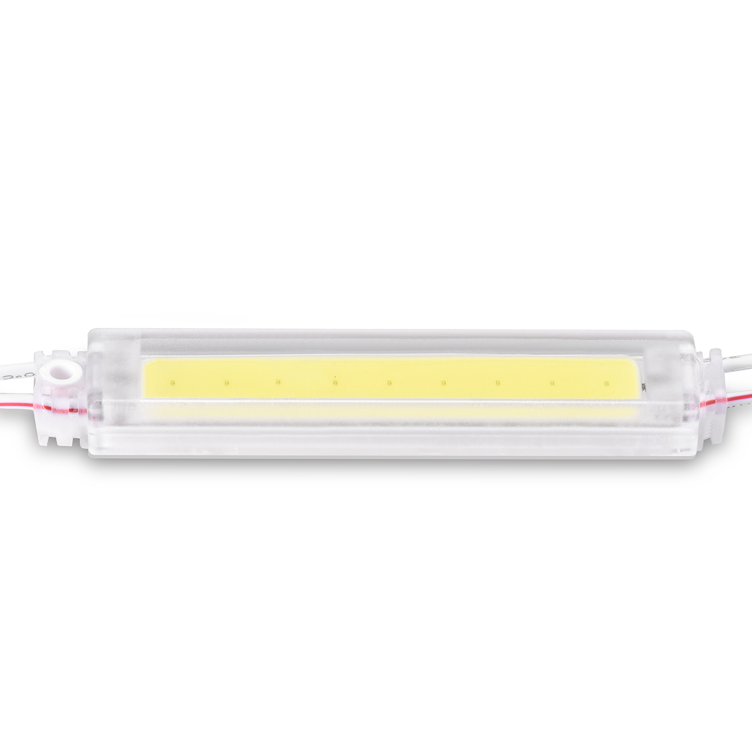 High quality COB 12V 2w power led module light ip65 waterproof injection led module