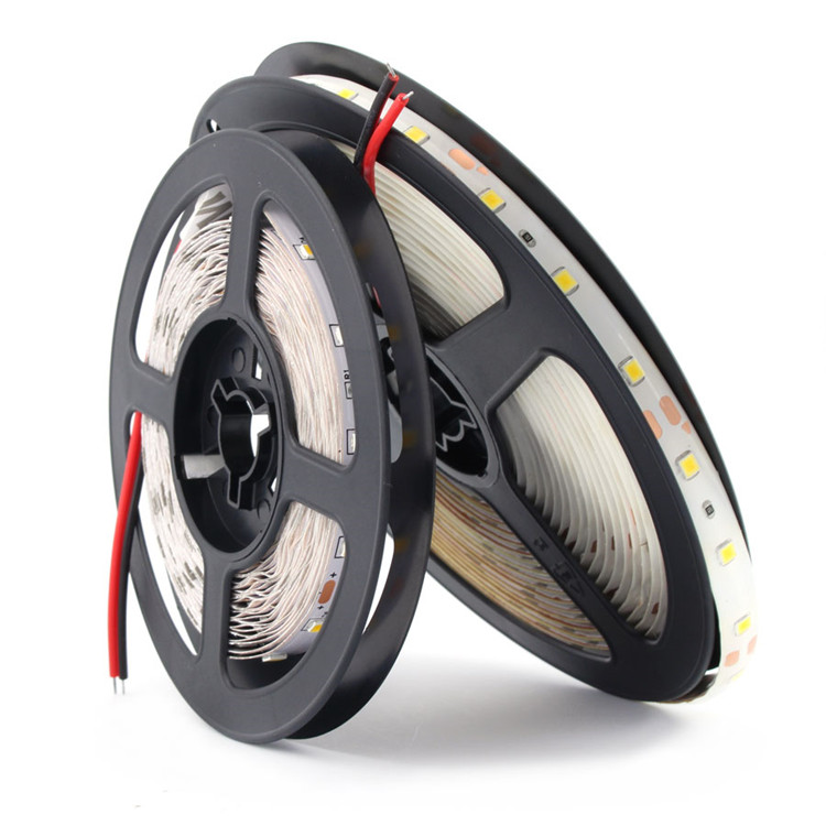 China Factory Price SMD5050 120LEDs/M <strong>RGB</strong>+W Single LED Tape Flexible strip light 10mm
