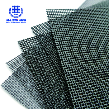 stainless steel security mesh door/ window screen