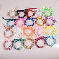 2019 Women Bowknot Christmas Silicone Bracelets All Weather Glitter Filled Jelly Bangles