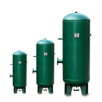 Julux Industrial Air Compressor Air Tank , Compressed Air Storage Tank