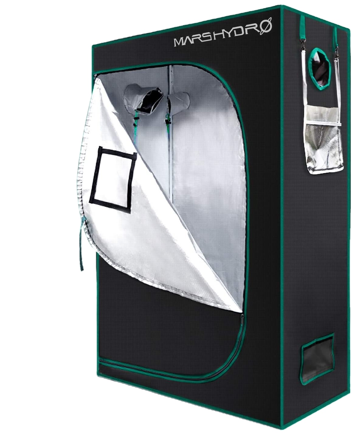 Shenzhen high quality hydroponic greenhouse indoor grow tent <strong>120</strong> box grow dark room