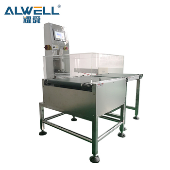 High Accuracy Online Automatic Conveyor Belt Checkweigher/Weight Checking Machine