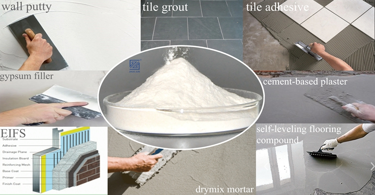 Cheap Wholesale VAE Redispersible Latex Powder  RDP Powder Manufacturer