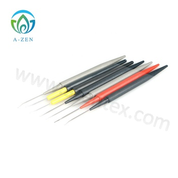 spare parts of warp knitting machine hook needle 1.1mm