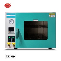 "1.9 Cu Ft 16x14x14"" Digital Vacuum Degassing Chamber Drying Oven Price"