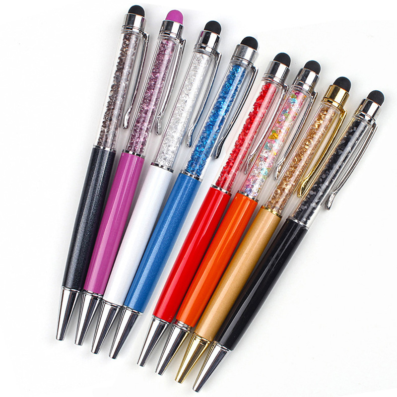 New &amp; hot good quality with great price standard size crystal diamond ball <strong>pen</strong> stylus <strong>pen</strong>