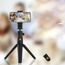Aluminum alloy Bluetooth selfie stick <strong>Mobile</strong> <strong>phone</strong> camera universal selfie artifact