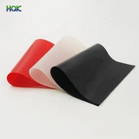 High Quality Heat Resistant Transparent Silicone Rubber Sheet