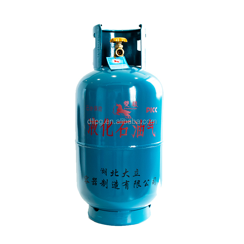 Manufacturer Supply 15Kg Small Aluminum Lpg Cooking Gas <strong>Cylinder</strong> Portable