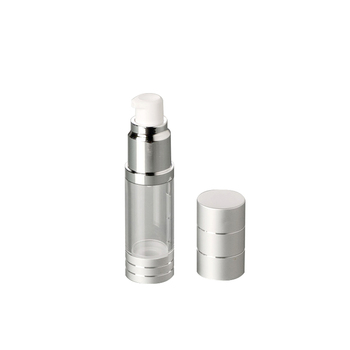 30ml 50ml 100ml high quality double wall airless cosmetics lotion pump bottle