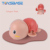 Funny Baby Clockwork Cartoon Wind Up Swimming Turtle Bath Toy