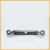 Quality Galvanized Forging Carbon Steel Open Body Din 1480 Turnbuckle  Eye-Eye Fastener