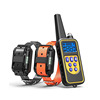 Dog training shock collar 3 modes up to 800m rechargeable and waterproof for training dog collar