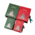 Christmas Candy Gift Boxes Paper Cookies Boxes wholesale  print flower elegant gift boxGift Box