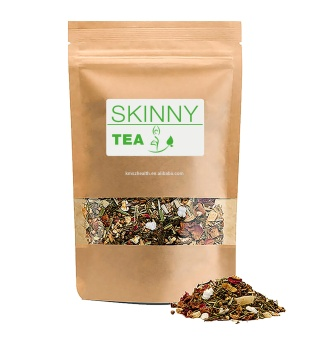 Organic Feature and Box Packaging 14 day fitnness herbal slimming tea and slim dieters with slimming effect