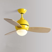 Flyinglighting modern chandelier led CEILING <strong>FAN</strong> WITH LIGHT AND REMOTE combo