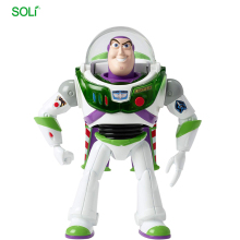 12cm Pixar <strong>Animation</strong> Toy Story Blast-Off Buzz Light year Interactive Talking Action Figure 7 inches for Kids