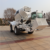 HANK concrete machinery mobile self loading mixer with hopper