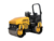 3 ton double drum self-propelled vibratory road roller