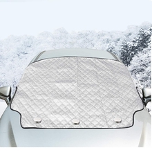 Magnetic Waterproof Sunshade Window Cover Kept The Car Cool Summer Car Windshield Snow Ice Cover Wiper Protector In Winter