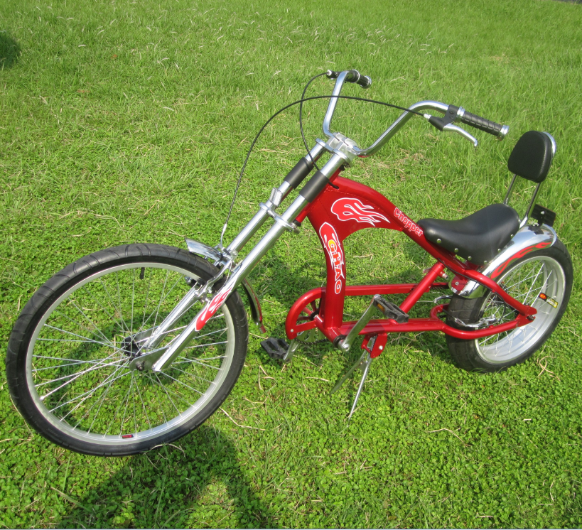 2019 wholesale Adult special fat wheel chopper bicycle/bike
