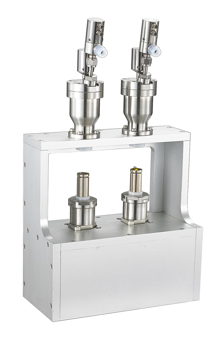 Lab cylinder cell electrolyte filling machine