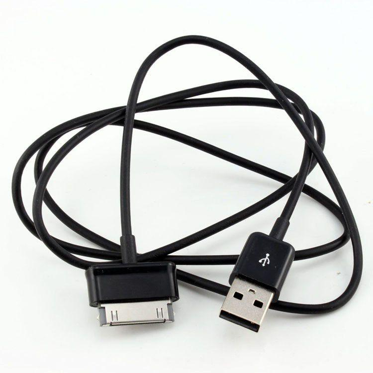 2M USB Data Line Charger Cable Charging Cords for Samsung Galaxy Tab 2 Tablet P1000 N8000 Note 10.1