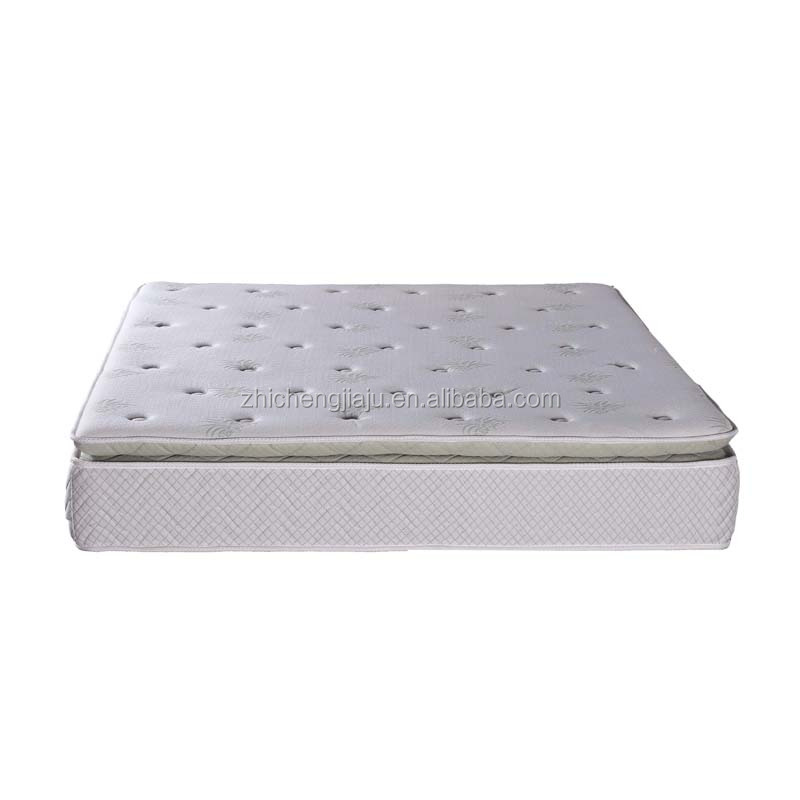 Hybrid sleeping bed foldable futon topper comfort portable folding bed guest fabric cover pillow top mattress - Jozy Mattress | Jozy.net