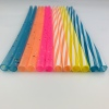FDA LFGB Wholesales Silicone Reusable Drinking Straws