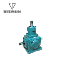 T Series Ratio 1: 1 Bevel Gear Box Transmission Drive For Agriculture Machine