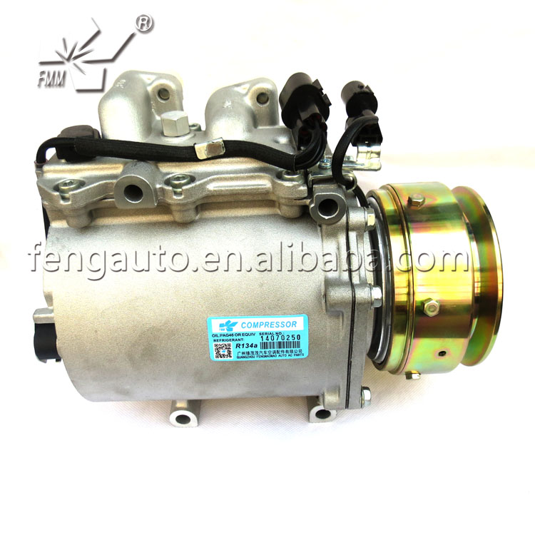 AKC200A601A MB946629 a/c conditioning MSC130CV air auto <strong>ac</strong> compressor for Mitsubishi Space Gear