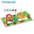Intellectual Education Electric Train Plastic Building Block Track