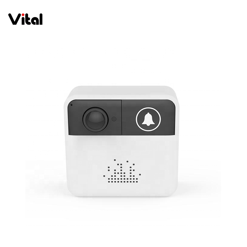 HOT!! vital V-<strong>D11</strong> mobile phone wifi Doorbell wifi doorbell <strong>camera</strong> two way audio Smart Video Visual with Chime IP Door Bell