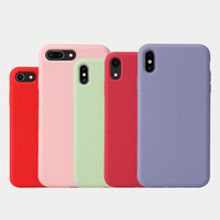 Mobile Cover Fancy For iPhonephone Case Silicon Back Cover for iPhone xr Cover Apple