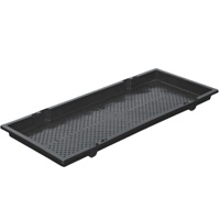 Hard plastic heavy duty Meina flat tray
