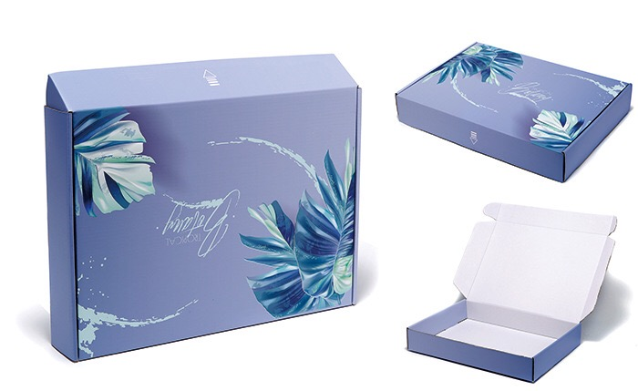 China Manufacturer Custom Eco-friendly Cardboard Gift Packaging Box For Cosmetics Beauty