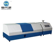 high accuracy lab ISO13320 0.1-600 um dry method laser diffraction particle size analyzer determination