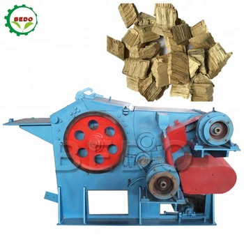 Factory Price Wood Chips Making Machine