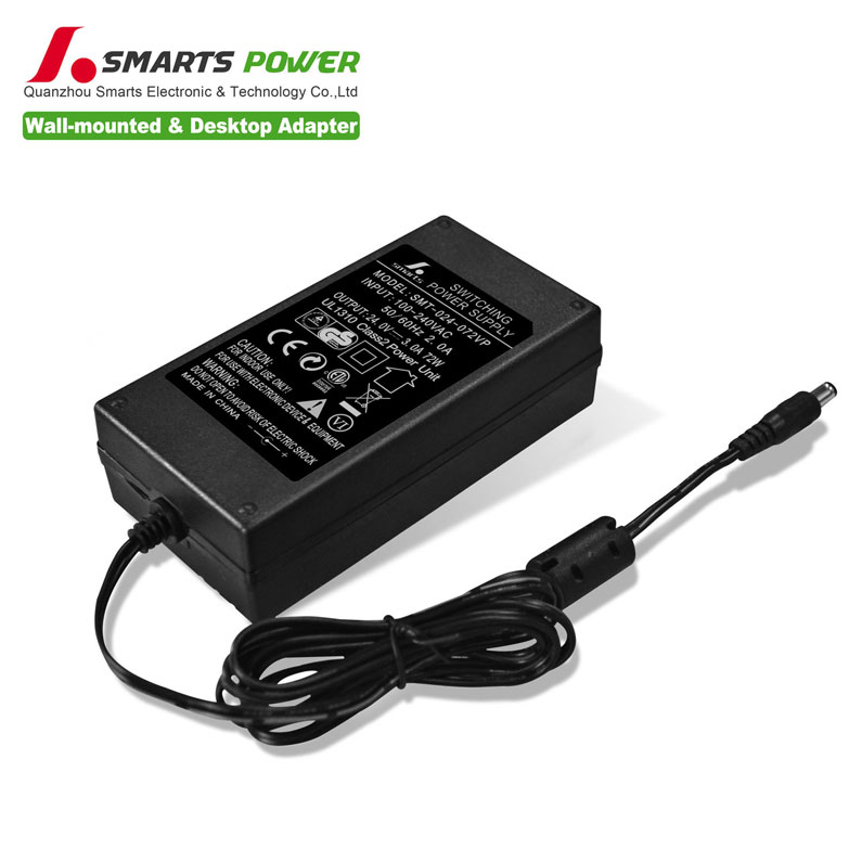 power adapter 24 volt 2.5 amp ac dc adapter 60 watt laptop plug adapters