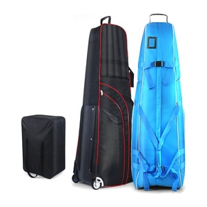 waterproof golf travel bag factory price hot sale Nylon golf cover bag