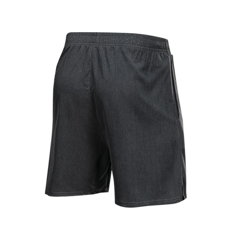 Sports shorts men's fast dry breathable running training five-minute shorts basketball sports fitness shorts
