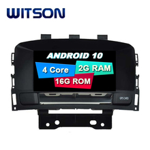 WITSON Android 10.0 Car Audio System Multimedia For OPEL ASTRA <strong>J</strong> 2010-2012 Car Radio