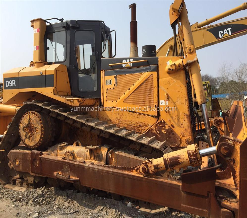 Used Cat D9R Crawler Bulldozer CAT D7R D8R D9N D9R Dozers for Sale