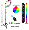 /product-detail/10-inch-selfie-led-ring-light-with-tripod-stand-6000-6500k-dimmable-colorful-rgb-for-tiktok-ring-light-10inch-1600085704513.html