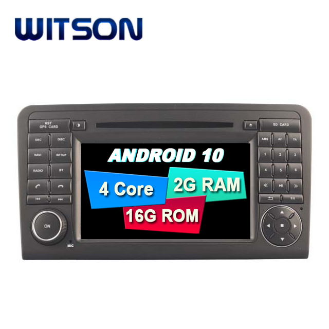 WITSON Quad-Core Android 10.0 touch screen car <strong>dvd</strong> gps FOR MERCEDES-BENZ SLK200 SLK280 SLK350 SLK55 2004-2012 gps car <strong>dvd</strong> player