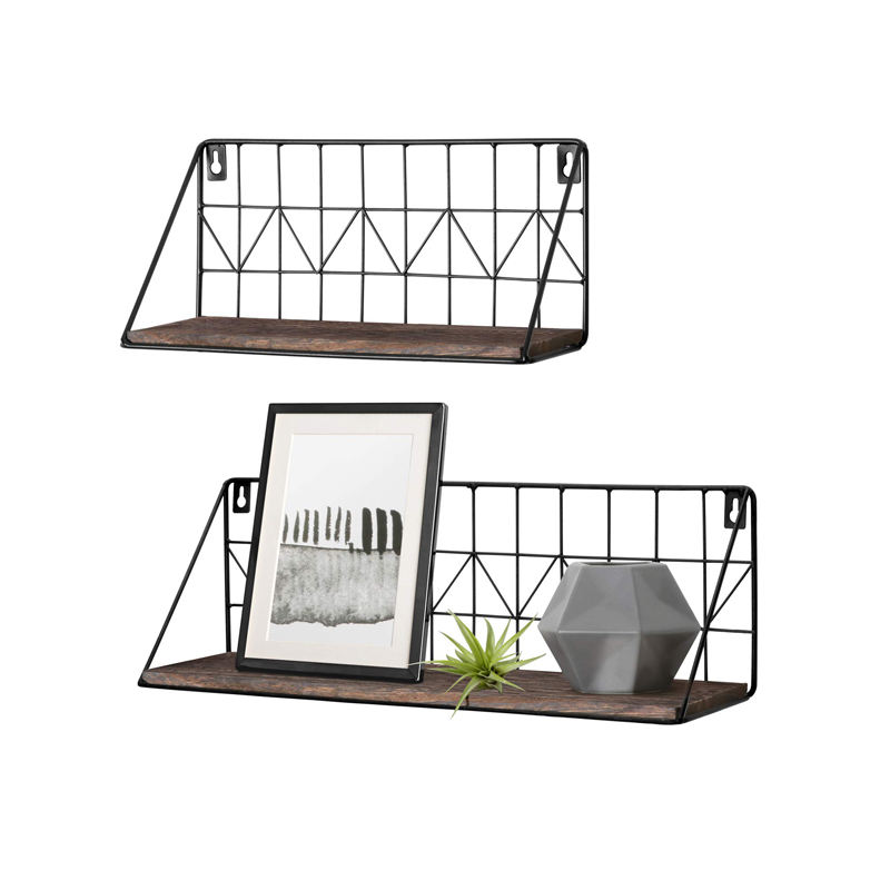 Bamboo Sofa Side Coffee Tray Table For Living Room Modern